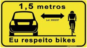 Eu respeito bikes