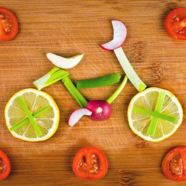 Como me motivar a andar de bicicleta?