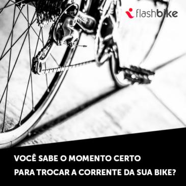 Qual o momento certo para trocar a Corrente da bicicleta?